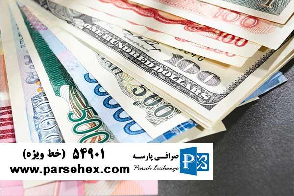 روز های پر تنش دلار