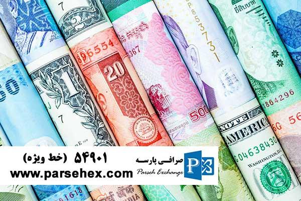 مشمولان پرداخت مالیات ارزی