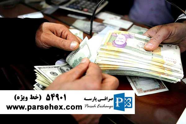 ادامه فعالیت دلالان ارز در بانک ها